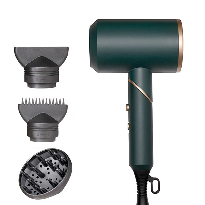 Negative Ion Blow Dryer Hot and Cold Wind Air Brush XIOMI Hair Dryer enlarge