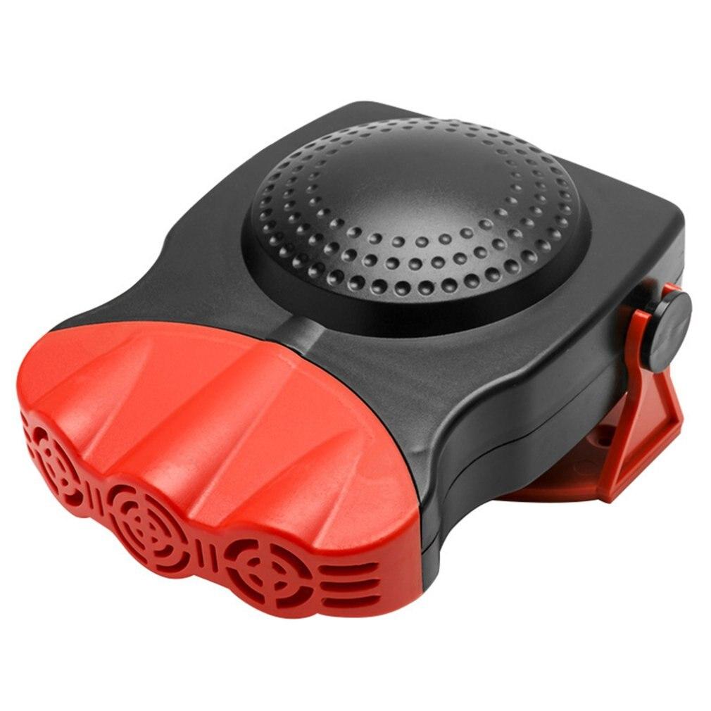 Автомобильный обогреватель, электрический обогреватель, вентилятор охлаждения 12 В, сушилка для лобового стекла, противотуманный антизапот...