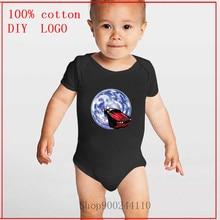 Spacex car Designs Bodysuit Baby Newborn Baby One-Pieces Summer Rompers Unisex Baby Jumpsuit Ropa de
