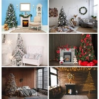 shengyongbao christmas photography backdrops fireplace party decor photographic backgrounds photo studio photocall 21526jpt 02