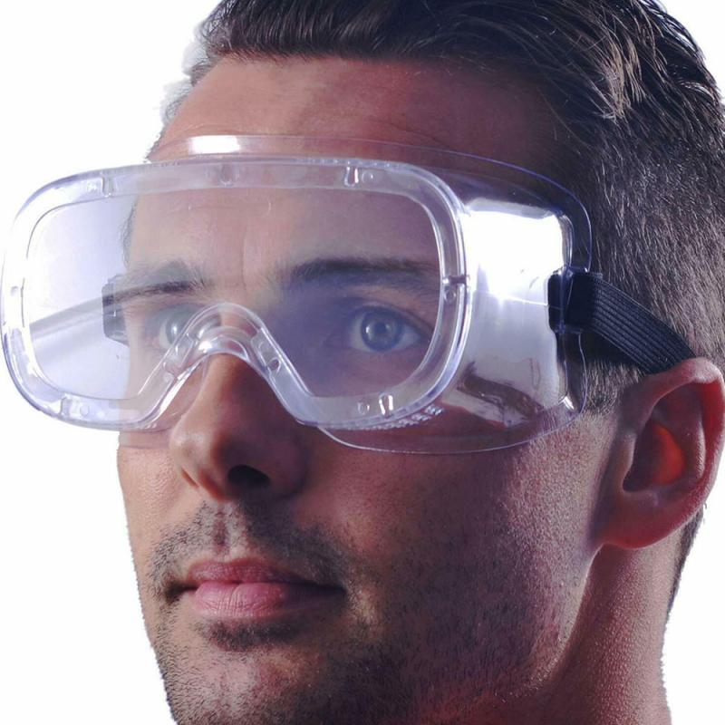 Gafas antiniebla ajustables para ciclismo y Motocross, gafas de protección para los ojos, gafas antipolvo a prueba de viento, accesorios para motocicletas