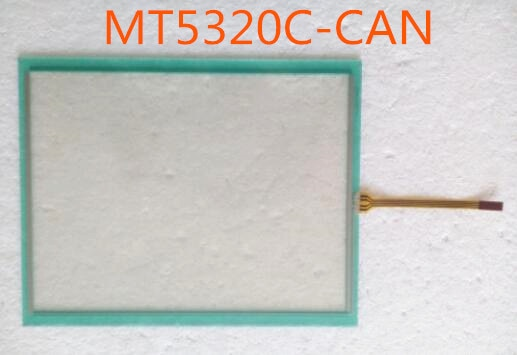 MT5320C-CAN MT5320C-MPI Touch Glass for Machine Operator Panel repair~do it yourself, Have in stock
