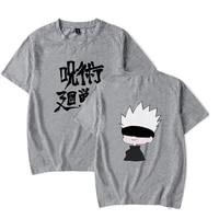 jujutsu kaisen t shirt japan anime graphic clothes fashion t shirt punk streetwear harajuku teen manga tops