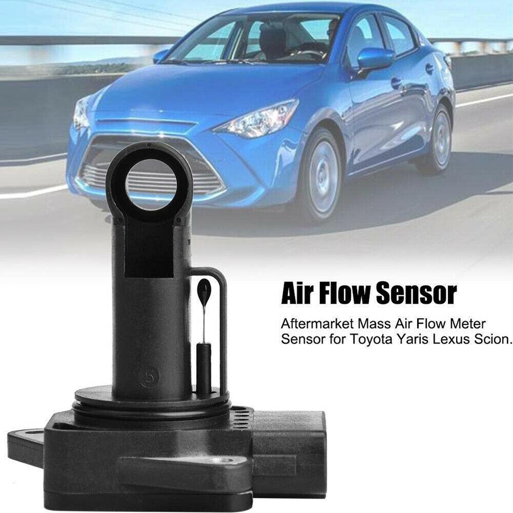 TIANBANG masa medidor de flujo de aire Sensor MAF 22204-22010 para Toyota Prius Tacoma Highlander 4 Runner/Lexus GS450h/Scion Pontiac negro