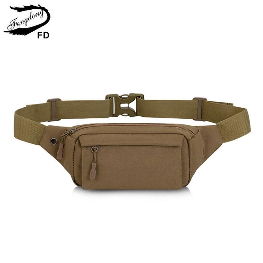 AliExpress - Fengdong men small waist bag anti theft mini travel bag outdoor sports cell phone key bag running belt pack with earphone jack