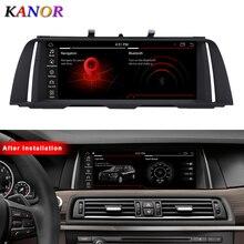 Lecteur multimédia de voiture Android 9 8 Core   Lecteur multimédia pour BMW séries 5 F10 F11 2011-2012 CIC 2013-2016 NBT, autoradio 4 go + 32G