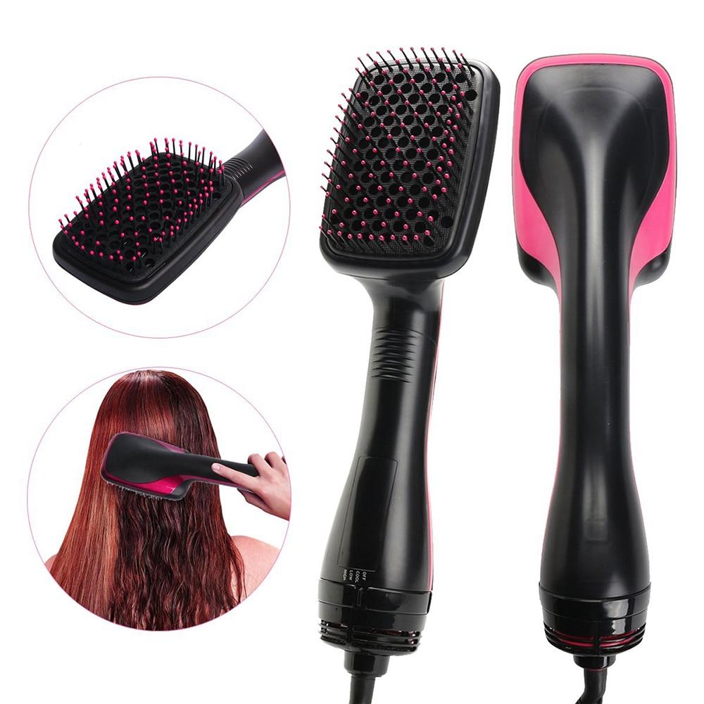 VIP link Hair Dryer Professional Blow Dryer Hair Styler Hot Air Brush One Step Hair Dryer and Volumizer Hairdryer Hairbrush