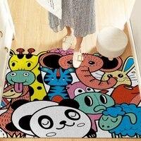 welcome doormat entrance hallway rectangle printed non slip floor rugs front door mat outdoor rugs carpet bedroom kitchen