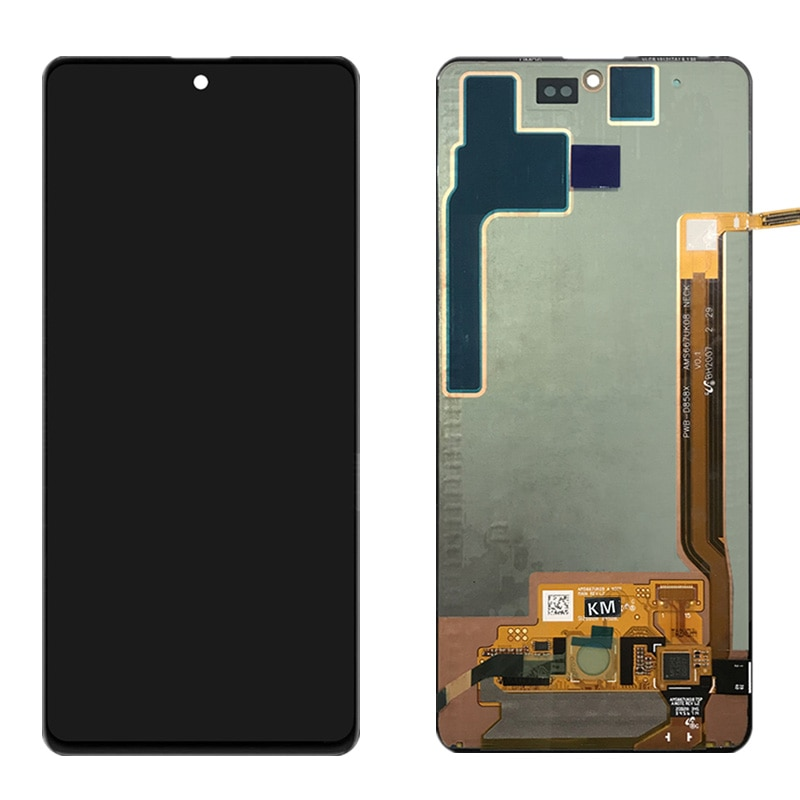 Original SUPER AMOLED For Samsung Galaxy Note10 lite N770 SM N770F DS DSM Display With Touch Screen Digitizer Assembly 6.7 inchs enlarge