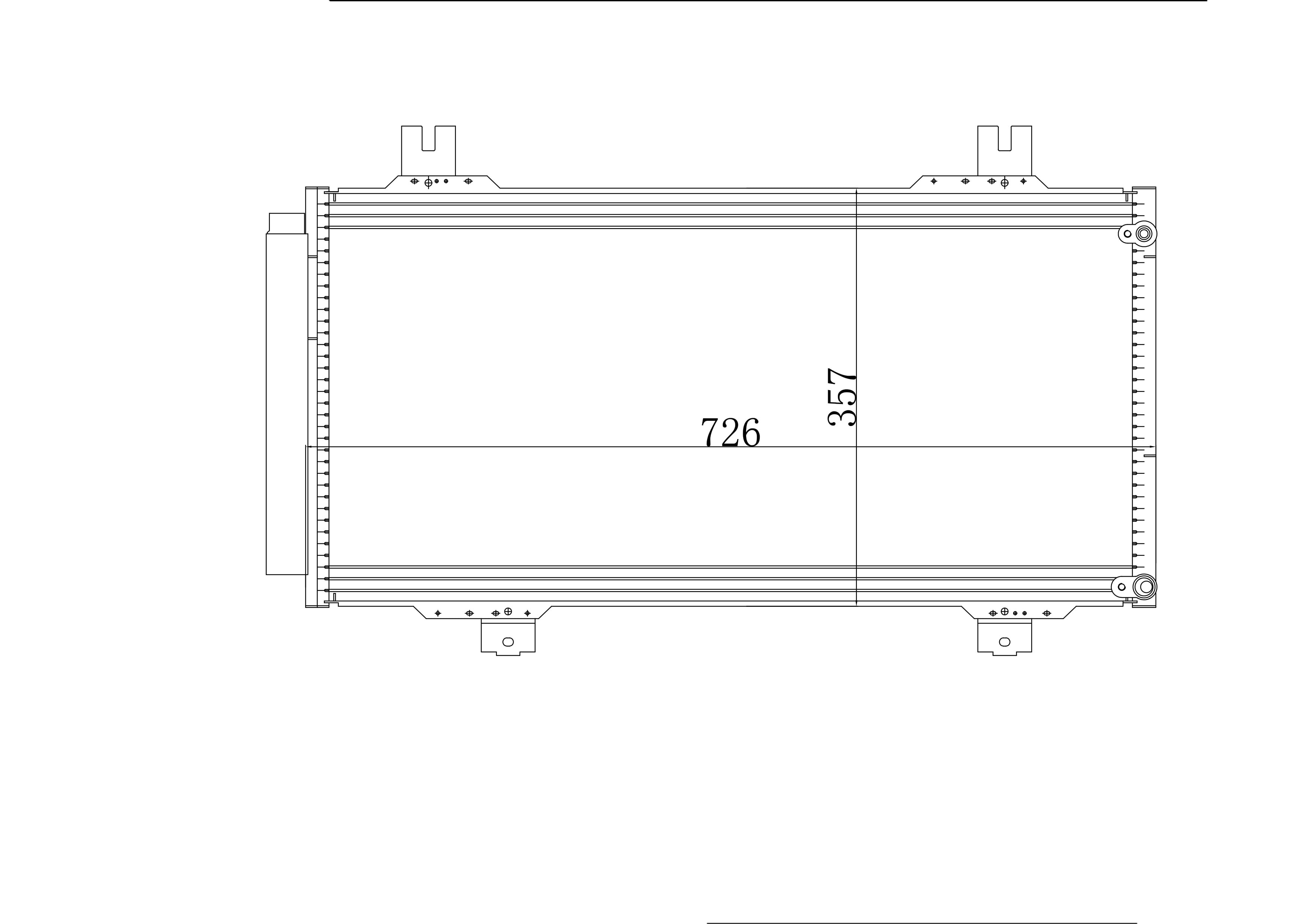 Ar condicionado ac a/c condensador apto para honda ajuste 2014 onda 5 80110-t5l-t01 80110t5lt01