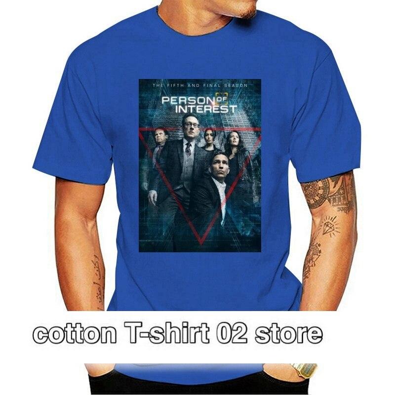 Camiseta de personas de interés de temporada de televisión 5 peque? Un...