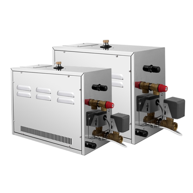 Funcional comercial hogar Spa ducha Sauna 9KW generador de vapor