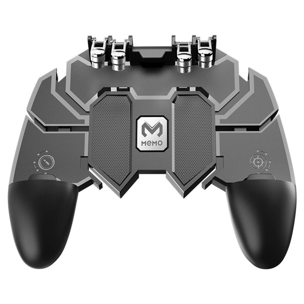 Pubg Game Gamepad AK66 Mobile Game Controller Shoot Phone Gaming Trigger Joystick For IOS Android Mo