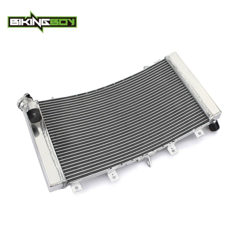 BIKINGBOY-radiateur de refroidissement deau   Pour Suzuki GSX 1300 R Hayabusa, 1999 2000 2001 2002 2003 ALU, moteur, 2004 2005
