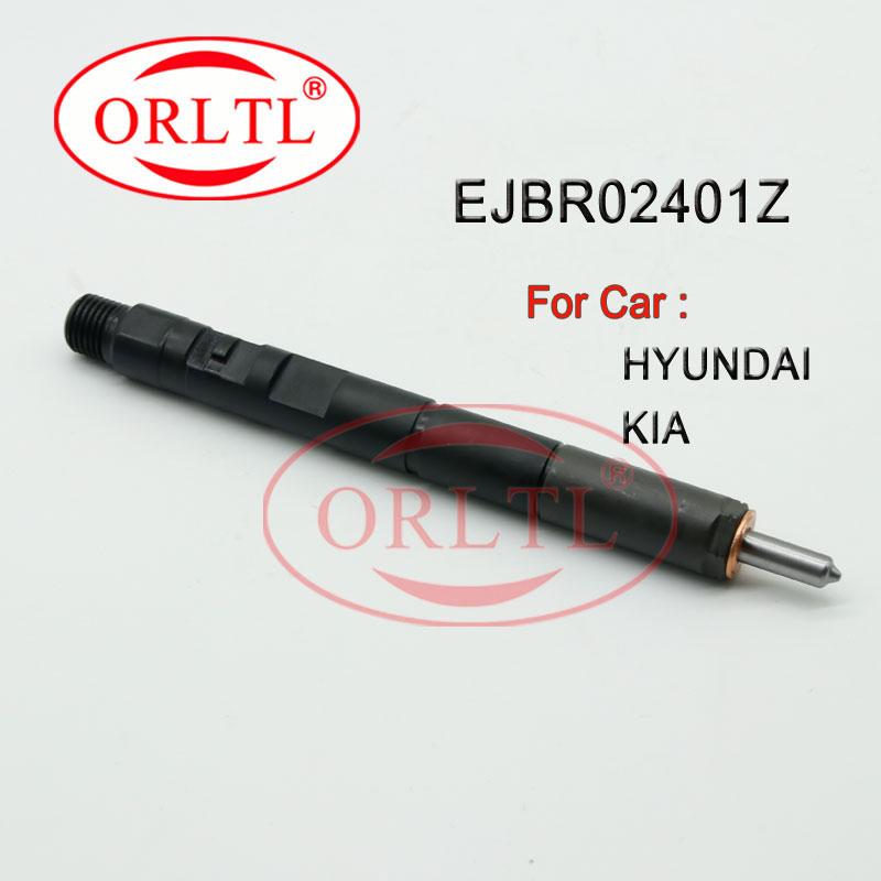 ORLTL EJBR05501D Diesel de combustible Common Rail inyector EJBR 05501D... 5501D para DELPHI L281PBD 9308-621C para KIA Euro 4