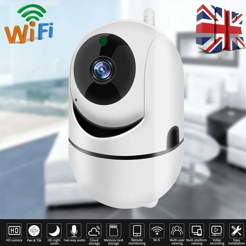 720P كامل HD كاميرا لاسلكية صغيرة واي فاي IP مراقبة مراقبة ذكية الكلب كاميرا تلفزيونات الدوائر المغلقة واي فاي شبكة مراقبة الذكية للرؤية الليلية