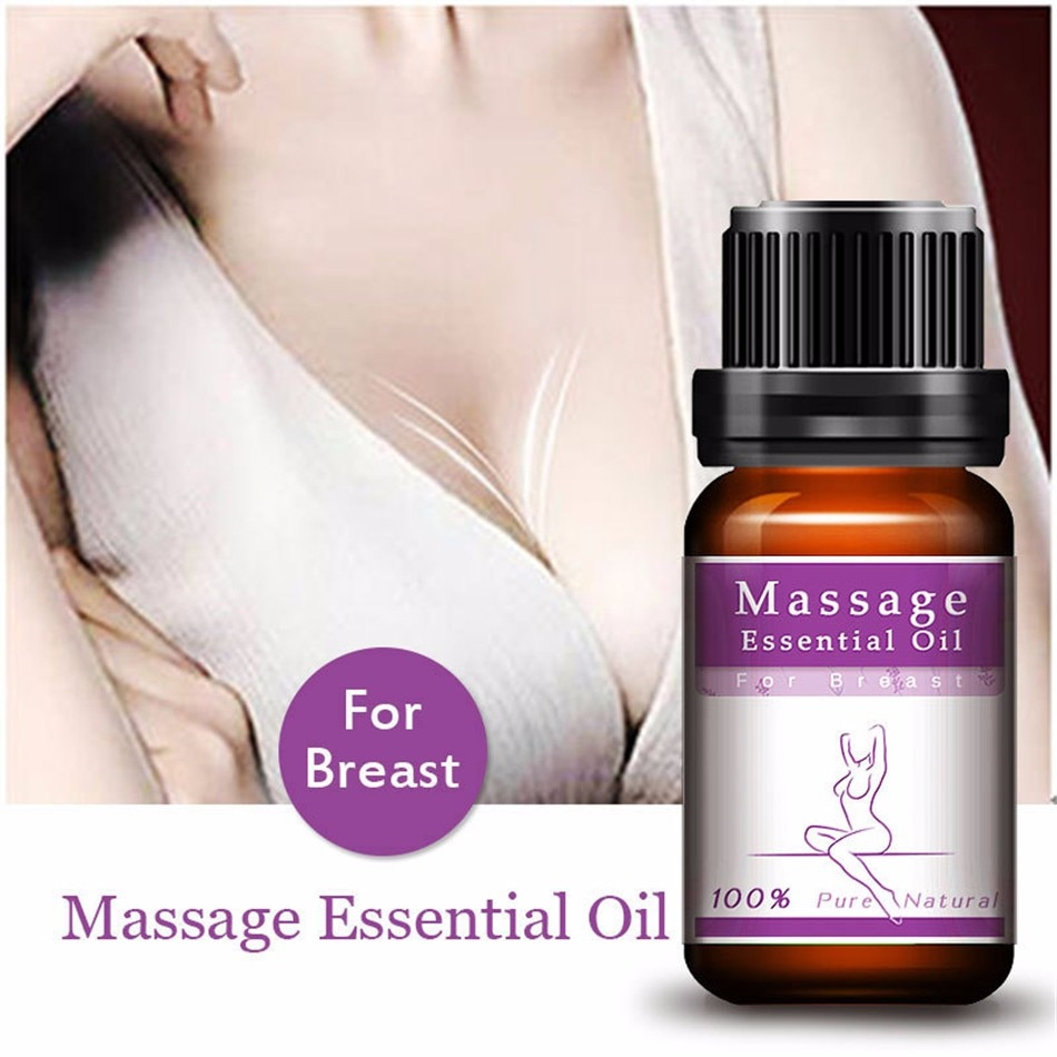 New 2021 10ml breast enlargement Essential Oil for Breast Growth Big Boobs Firming Massage Oil Incre