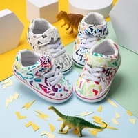kidsun baby girl classic casual shoes toddler newborn canvas baby girls autumn infant girl sport first walkers sneakers crib