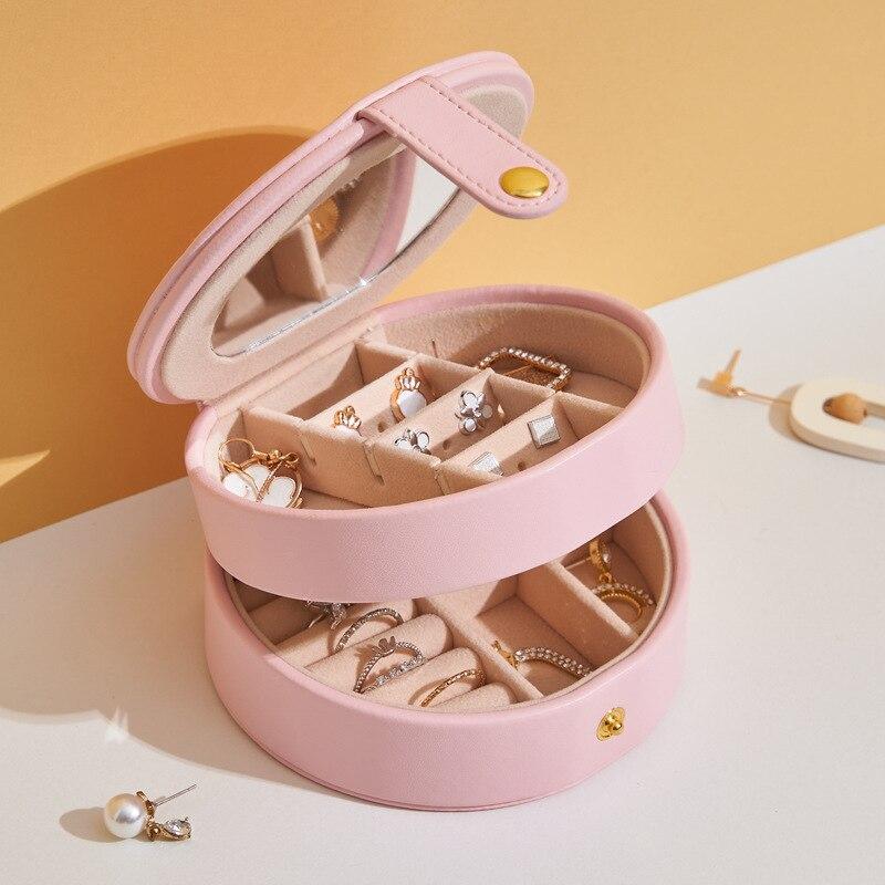 voltabox-2021-новый-двойной-Слои-Творческий-полиуретановая-шкатулка-для-украшений-Путешествия-Мини-Портативный-шкатулка-для-украшений-уха-коро