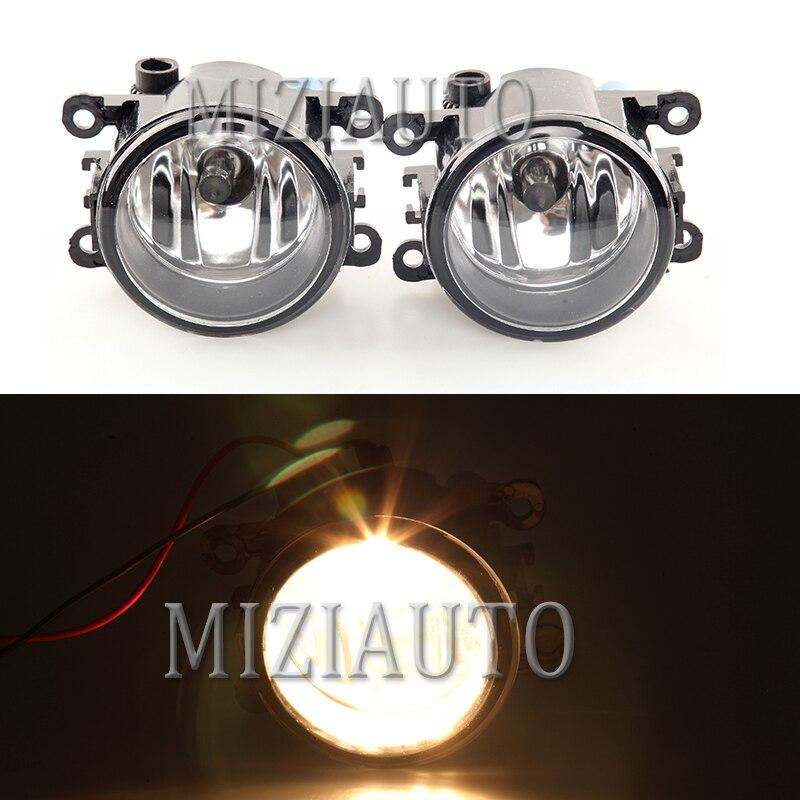 Faros antiniebla para Suzuki Grand Vitara, faros antiniebla para luces antiniebla DE Alto Swift, faros antiniebla Jimny Splash 1998-2015, 2 uds.