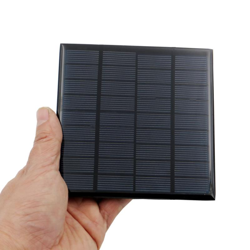Solar Panel 6V 9V 18V Mini Solar System DIY For Battery Cell Phone Chargers Portable 2W 3W 4.5W 6W 10W 20W Solar Cell