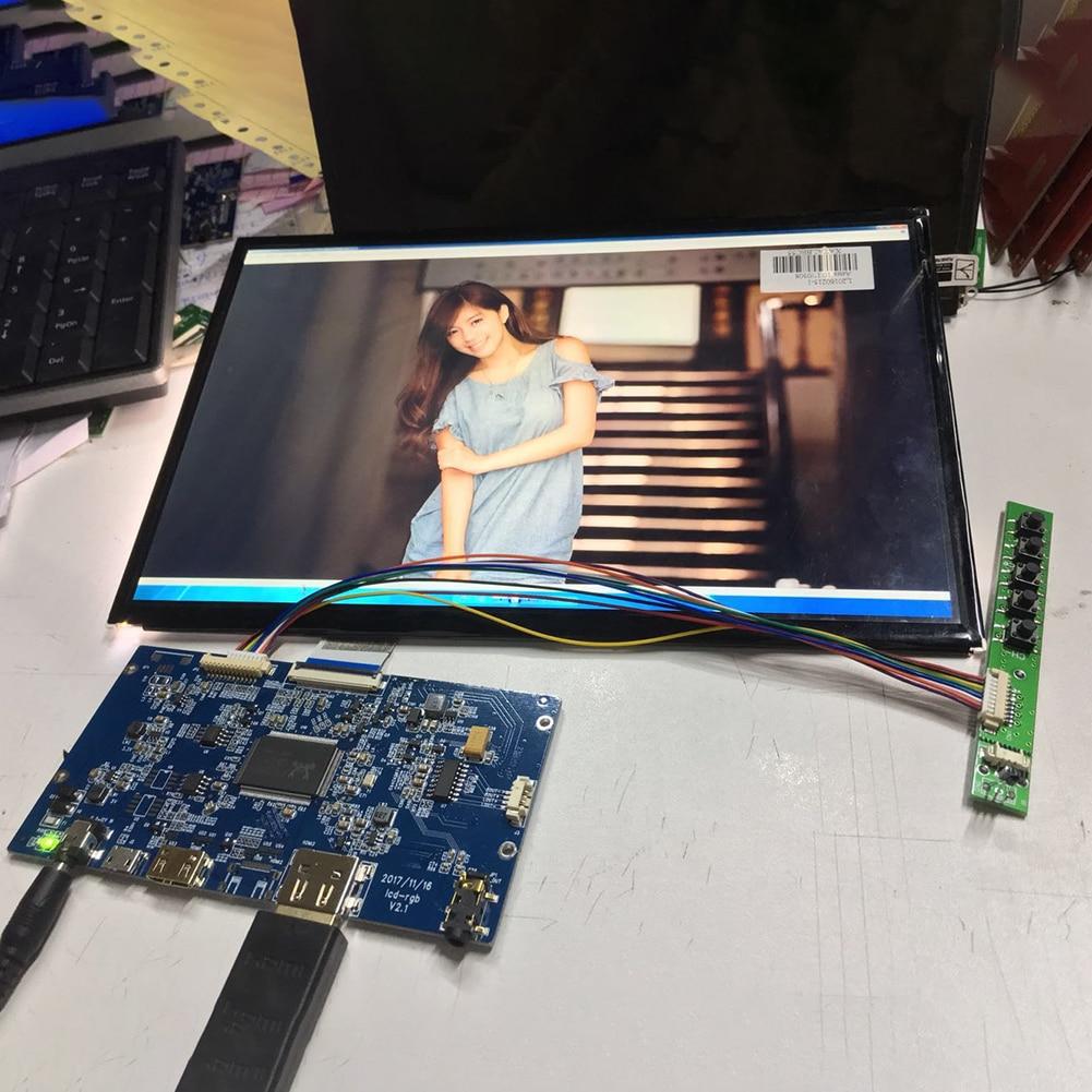 Panel de pantalla LCD de 10,1 pulgadas 2560X1600 VVX10T025J00 + Kit de placa de accionamiento