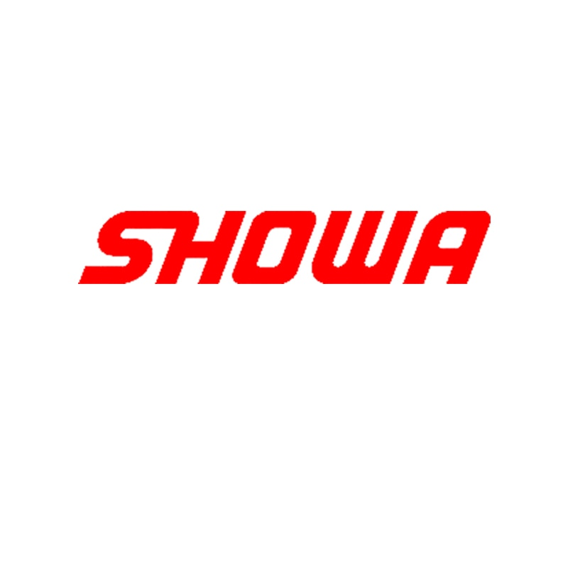 Showa Sticker Die Cut Decal Self Adhesive Vinyl High Quality KK JDM A4 Q3 Auto Decoration