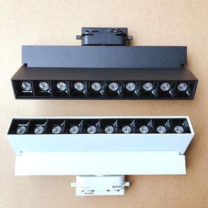 1PCS LED Track Light 20W LED Track Spot Light LED Rail Light AC110V 220V 20W LED Track Spotlight