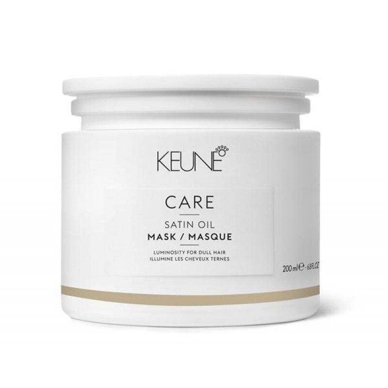 Máscara de aceite de satén Keune care-Máscara de cuidado de seda 500 ml