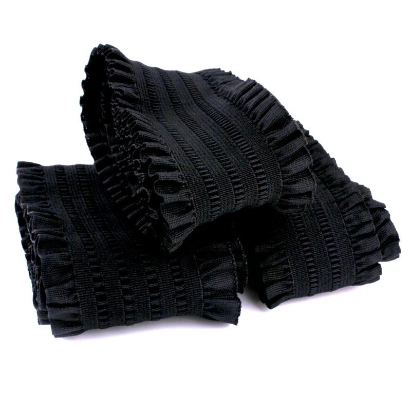 Pantalones duraderos de alta calidad de 7,5 CM de ancho, cinturón de falda/Falda corta de encaje, cinturón de jacquard elástico/banda de goma/apretada suelta