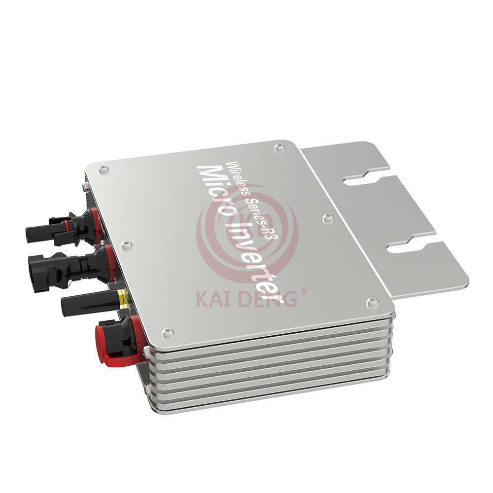 Grid-connected solar inverter 300W household solar power generation 1200W connected solar panels 350W inverter enlarge