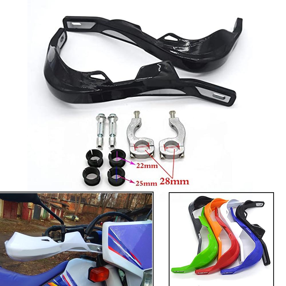 For KAWASAKI BMW HONDA YAMAHA Dirt Pit Bike Motorcycle 22mm 28mm Handguard Hand Guards Handle Bar Protector Handlebar Protection
