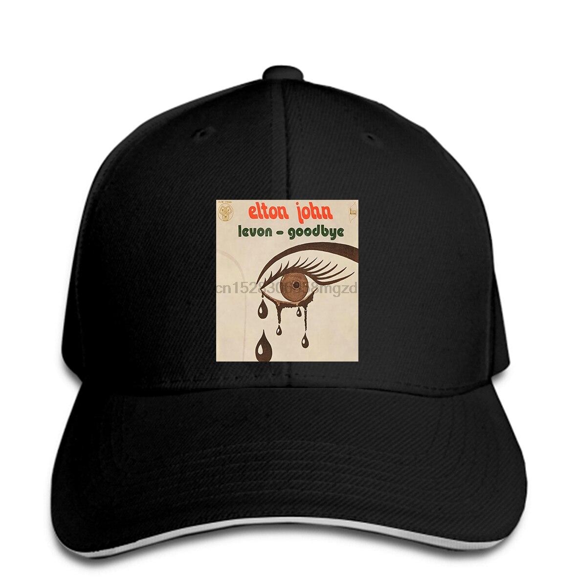 Nuevo ELTON JOHN LEVON adiós gorra Snapback mujeres sombrero pico