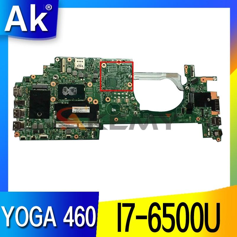 FRU 01HY665 00UP145 01EN107 لينوفو ثينك باد اليوغا 460 P40 اللوحة المحمول 14283-2 مع I7-6500U DDR3 100% اختبارها بالكامل