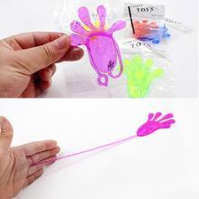 Nouveauté Gag jouet élastique extensible collant paume escalade mains délicates jouets fête cadeau danniversaire pour enfants enfants jouets amusants