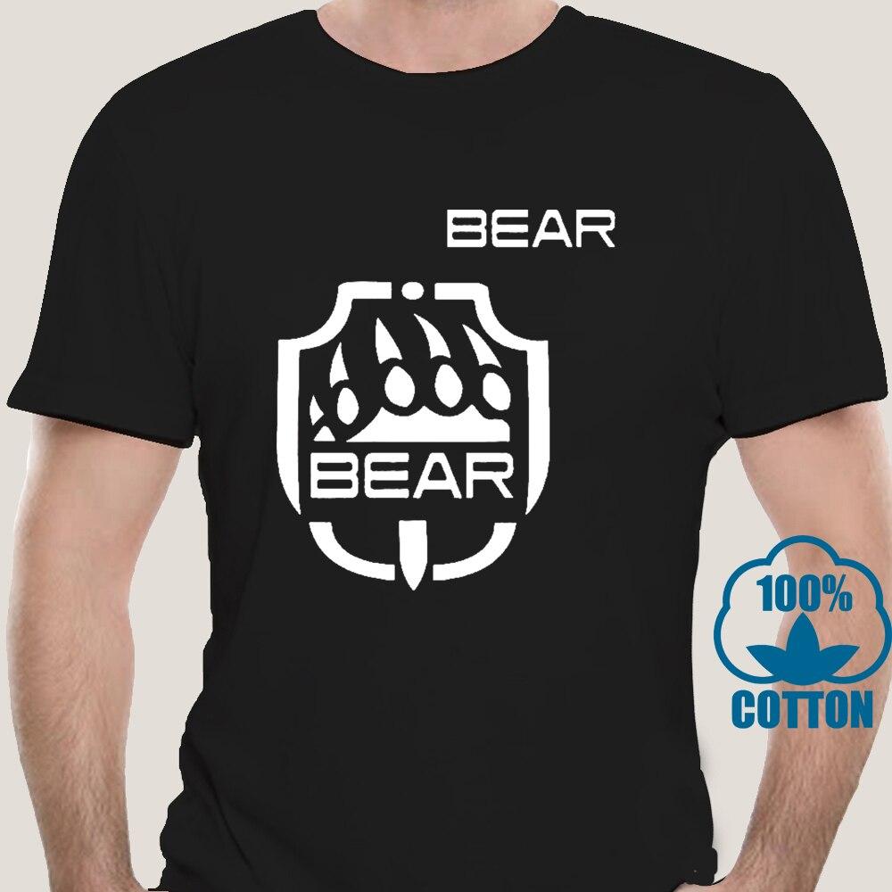 5257A Tarkov-oso Logo camiseta tarkov escape de tarkov juego en línea multijugador fps shooter hoodie Bear logo usec