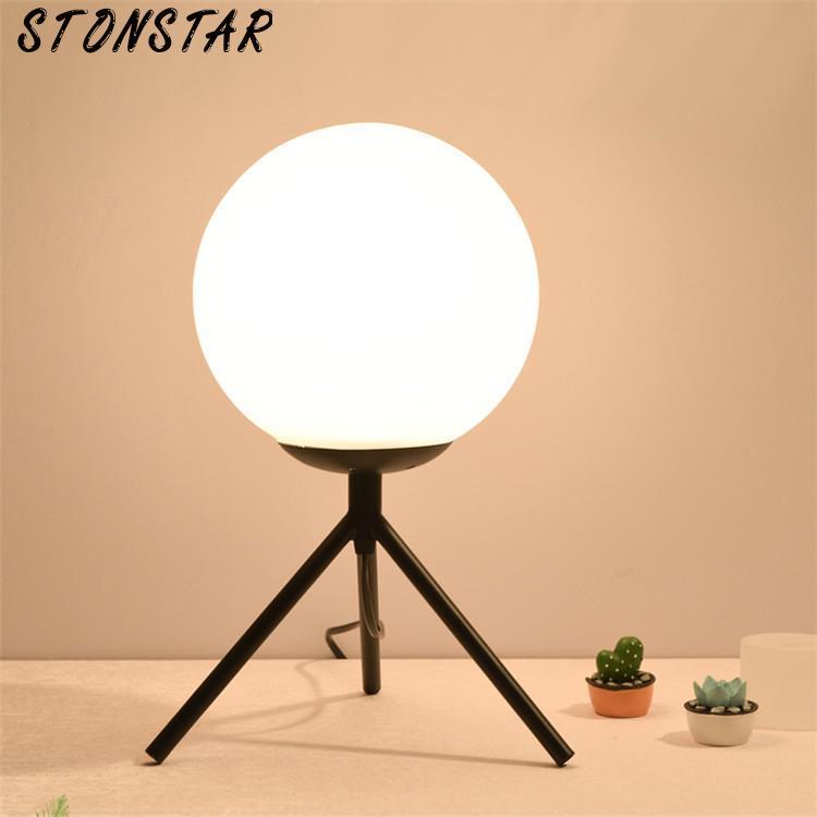 Nordic Led Table Lamp 220v Children Bedroom Nigh Light Study Room Desk Lamp Modern Bedside Table Lamp Home Decor Nightstand Lamp