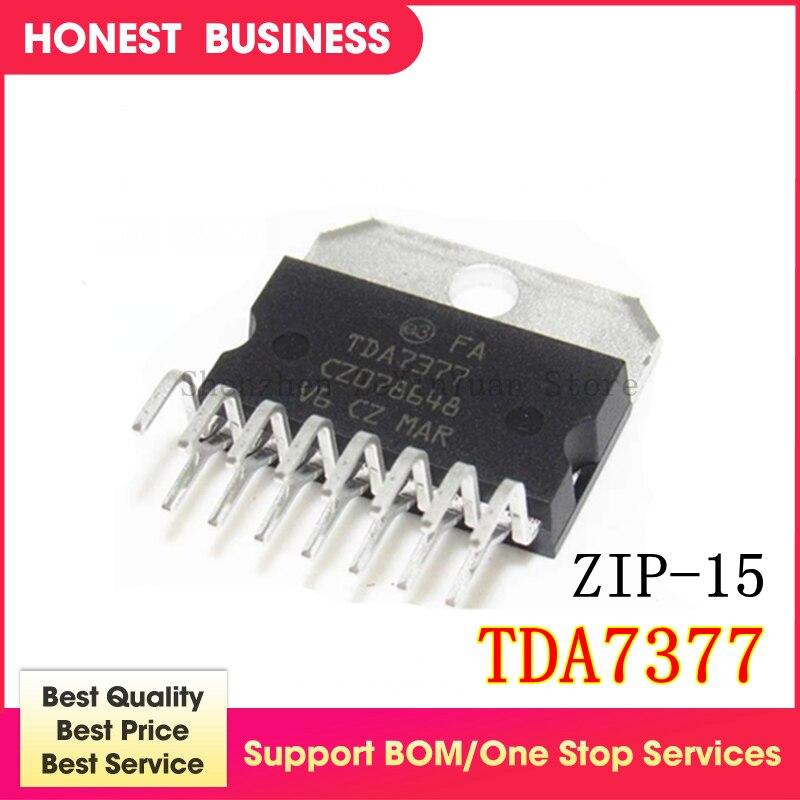 NEW 1PCS/LOT TDA7377 TDA 7377 ZIP-15 IC