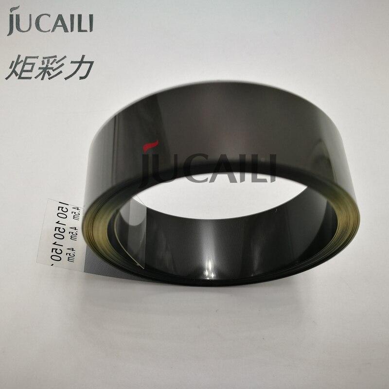 Jucaili 4 قطعة/الوحدة 150 ديسيبل متوحد الخواص-15 مللي متر التشفير قطاع ل Gongzheng فلورا طابعة نافثة للحبر مع الأطياف بولاريس PQ512 رأس الطباعة 15mm-150lpi