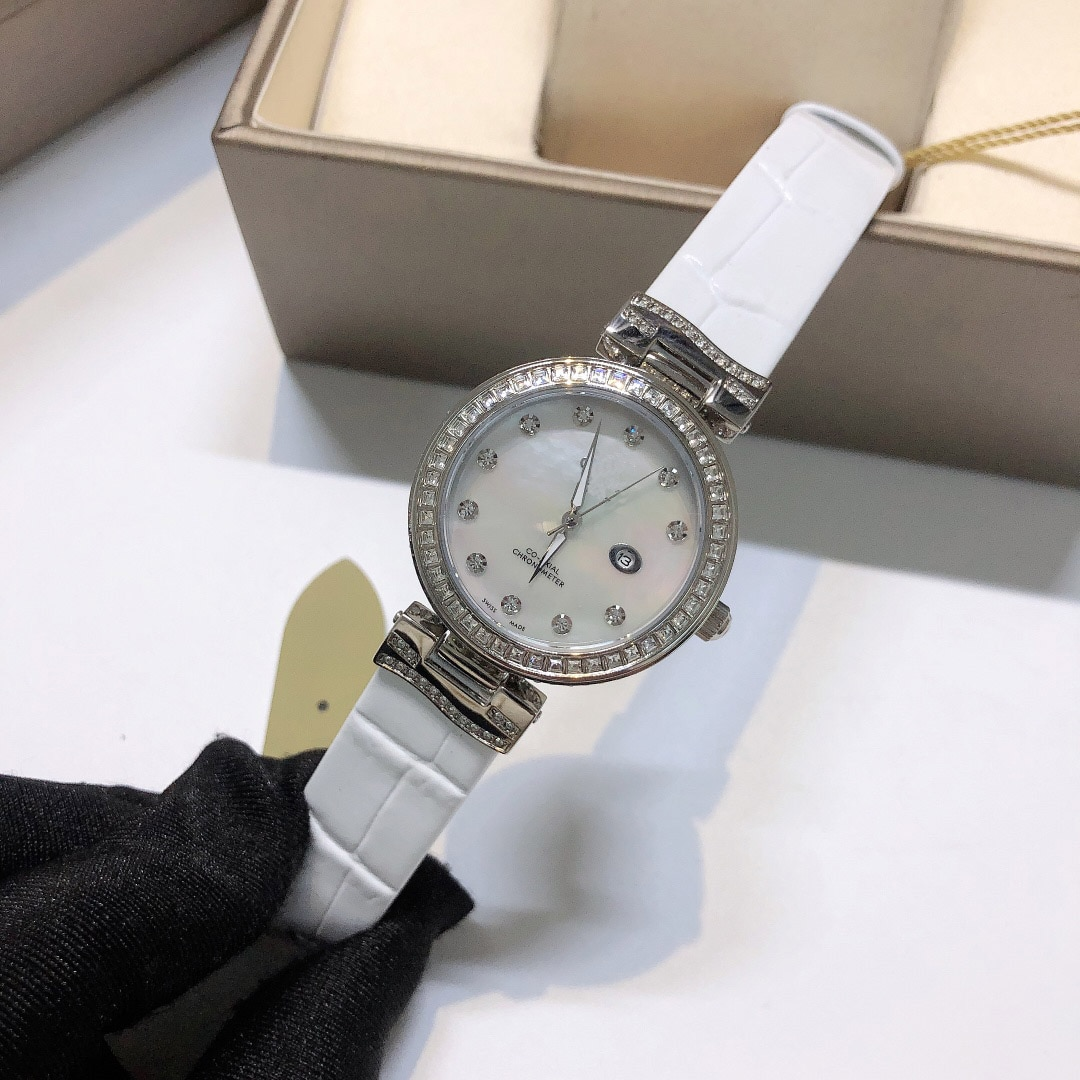 2021 European and American hot-selling products, famous brand ladies watches, casual fashion replicas, banquet watches as gifts enlarge