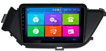 ChoGath 10''  2 din car Multimedia Player Quad Core  Android 8.1 Car Radio GPS Navigation Player for Nissan Bluebird