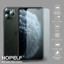 Trempé Verre Protecteur sur le pour iPhone 7 8 Plus 11 SE Protection XR XS Max Pro Verre pour iPhone 11 SE XR Protecteur Décran X