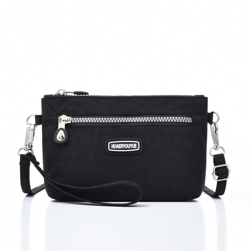 Bolsa de ombro feminina pequena moda à prova dnylon água náilon mulheres mensageiro sacos alta qualidade mini senhora sacos crossbody bolsas bolsa sac