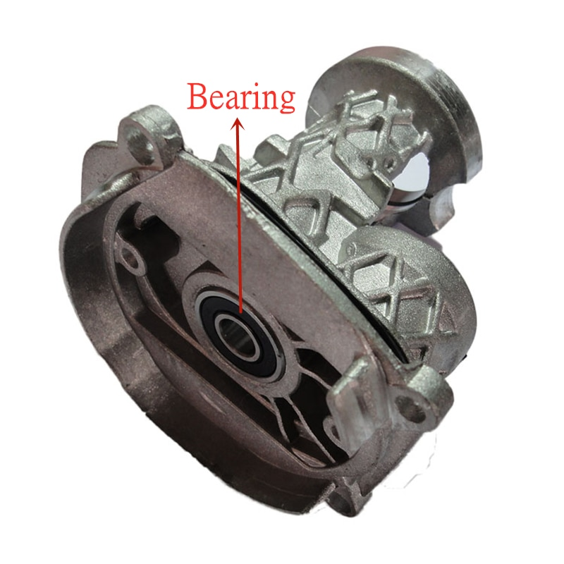 Gear Box Aluminum Supporter With O RING Bearing Replace For Bosch GBH 2-26DRE GBH2-26 GBH2-26DRE Rotary Hammer Parts Accessories enlarge