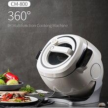 6L antiadhésif multifonctionnel cuiseur Pot Intelligent automatique sautés Machine ménage électrique cuisson Wok marmite 220V 2000W