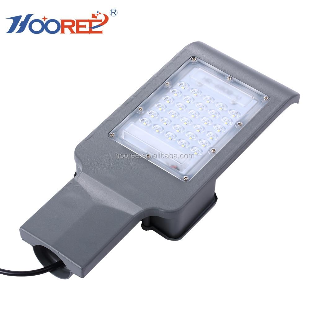 HOOREE Solar Light 20W 30W Remote Control Solar Flood Light for Street Solar Lamp Outdoor Waterproof LED Street Lights Road Lamp enlarge