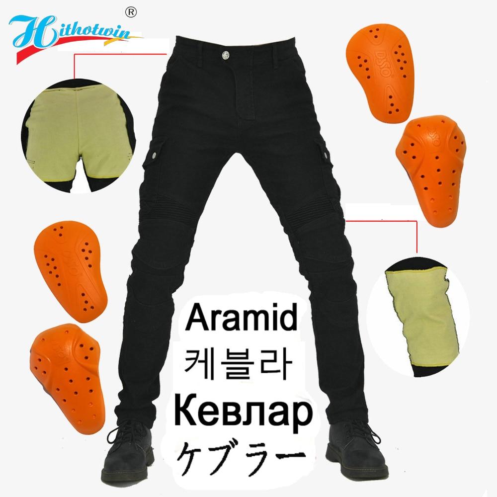 Fireproof Motorcycle Pants Aramid Men Moto Jeans Protective Gear Riding Touring Motorbike Trousers Motocross Pants Moto Pants