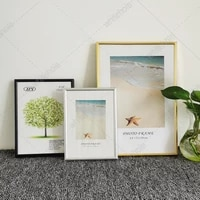 metal picture frame for wall classic minimalist desktop photo frame for pictures frames pleixglass certificate frame