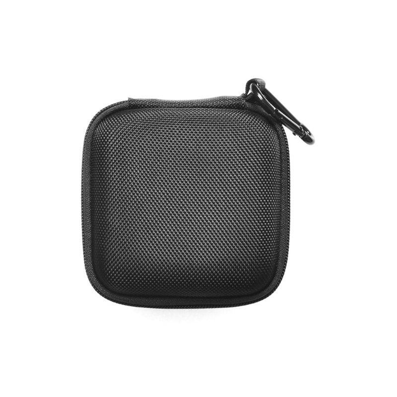 Bolsa de almacenamiento duro portátil funda de transporte de viaje para auriculares de ATH-CK3TW caja de carga de auriculares