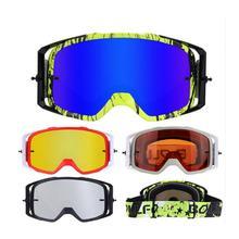 Nouveau Style Cross extérieur moto lunettes cyclisme hors route Ski Sport ATV saleté vélo course lunettes pour Motocross lunettes Google